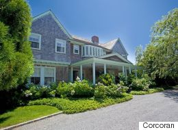 The Famous 'Grey Gardens' House Is Up For Sale