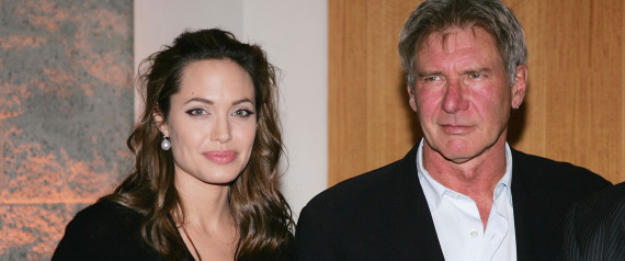 HARRISON FORD ANGELINA JOLIE