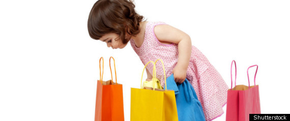 MATERIALISM AND KIDS