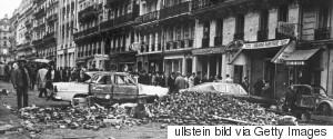 PARIS 1968 QUARTIER LATIN