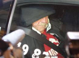 Un homme arrêté pour avoir menacé Bernard Sévigny et Régis Labeaume