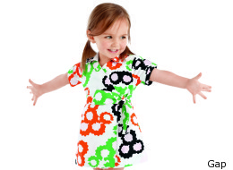 DVF For GapKids: A Sneak Peek At The New Line (PHOTOS)