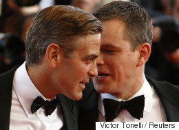 Matt Damon Reveals How George Clooney Told Him Amal Is Pregnant