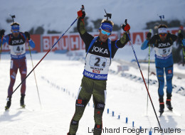 Biathlon-WM im Live-Stream: Staffel online sehen, so geht's - Video