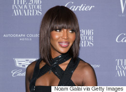 Naomi Campbell Is Fed Up With Fashion's Lack Of Diversity