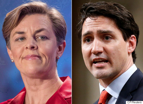 leitch trudeau