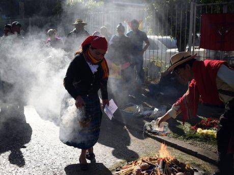 37 aniversario quema embajada españa guatemala
