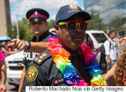 Toronto Police Still Don't Get Why They Were Banned From Pride Parade