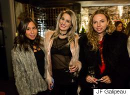 Styles de soirée: le cocktail de lancement du Henden (PHOTOS)