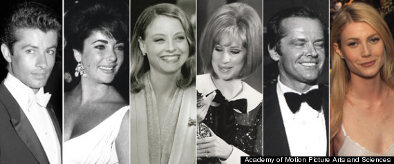 Oscar Photos Through The Years