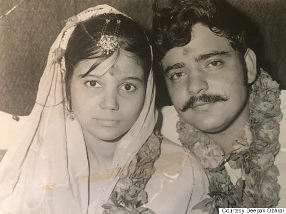 deepak obhrai wife