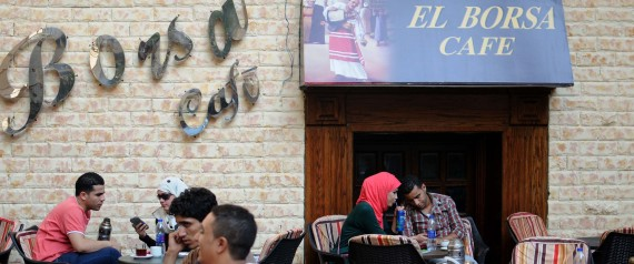CAFES DOWNTOWN CAIRO