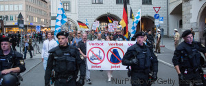 PEGIDA DEMONSTRATIONS
