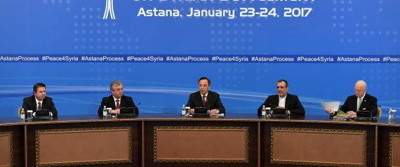 SYRIA ASTANA