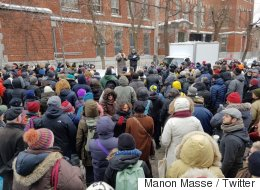 Carte électorale: la grogne persiste à Montréal et en Mauricie