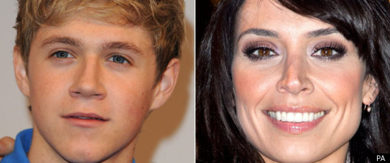 Niall Horan Christine Bleakley