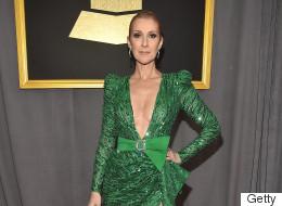 Grammy Awards 2017: Céline Dion est magnifique dans cette robe très sexy