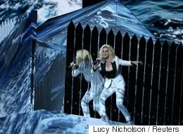 Grammy Awards 2017: on adore le nouveau look de Katy Perry
