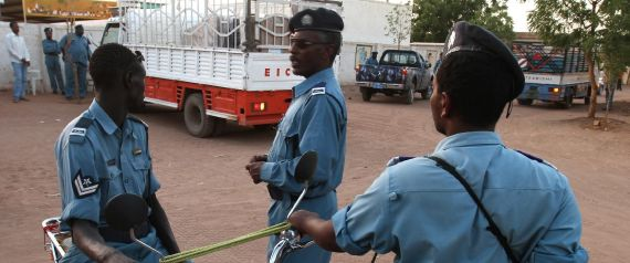 SUDANESE POLICE