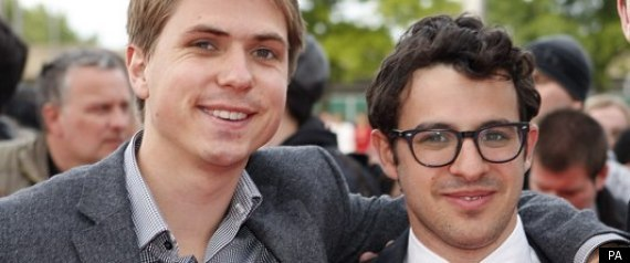 Joe Thomas And Simon Bird