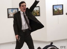 Una imagen del asesino de embajador ruso en Turquía gana el World Press Photo 2017