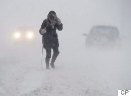 Brutal Blizzard Smashes Into Maritimes