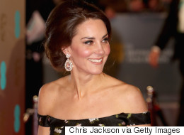 Move Over Hollywood, Kate Middleton Is The BAFTAs Best Dressed