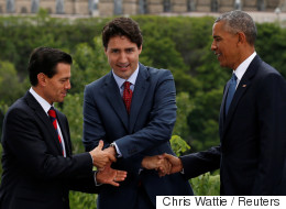 Awkward Political Handshakes Are So Awkward