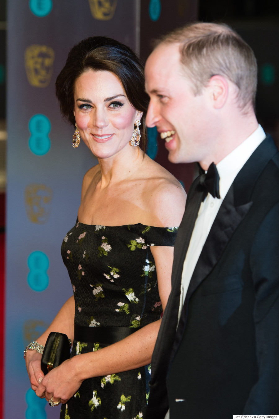 kate middleton baftas