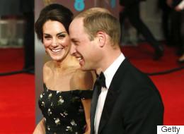 Kate Middleton sublime aux côtés du prince William aux Bafta
