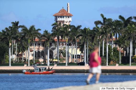 mar a lago trump water