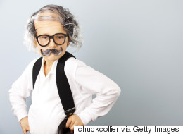 Kids Dress Up Like They're 100 Years Old, Look Adorable