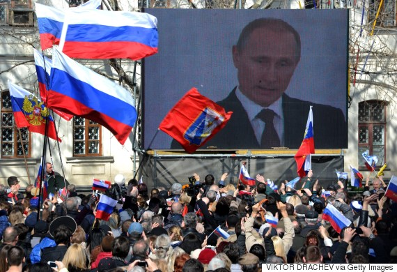 russian television crimea