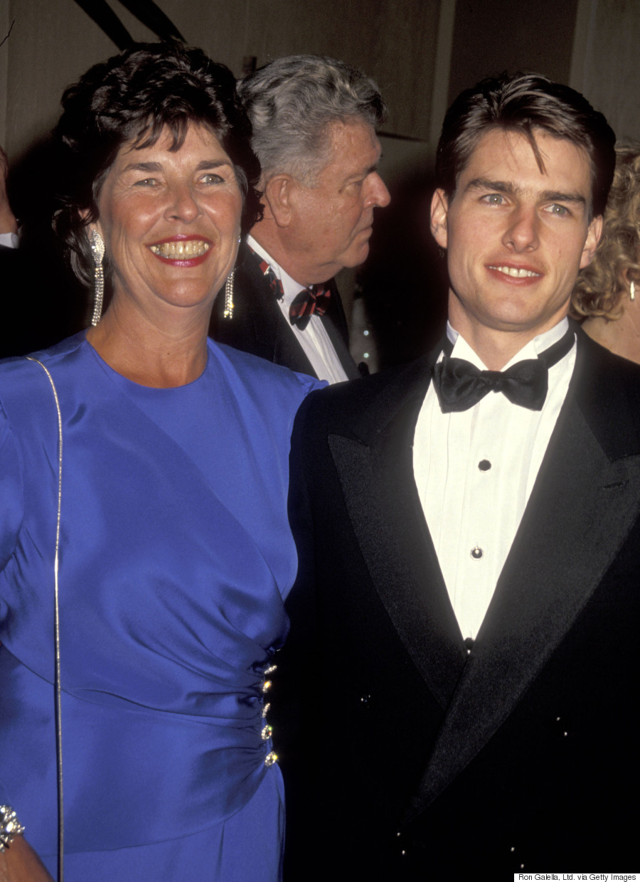 tom cruise mom mary lee south