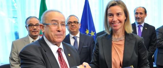 ALGERIA EU