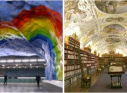 جمال الحضارات يتجلَّى في أسقف مبانيها الأثرية.. تعرَّف على 7 من أجمل تصاميمها في العالم