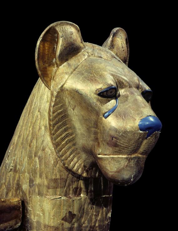ancient egyptian cheetahs