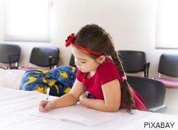 La maravillosa lista de cosas por hacer de una niña de 11 años