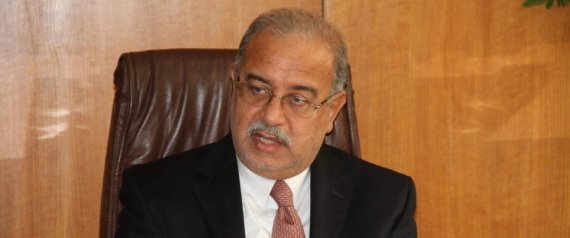 EGYPTIAN PRIME MINISTER