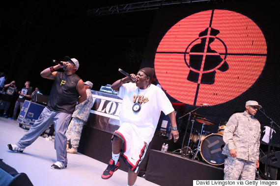 public enemy hip hop