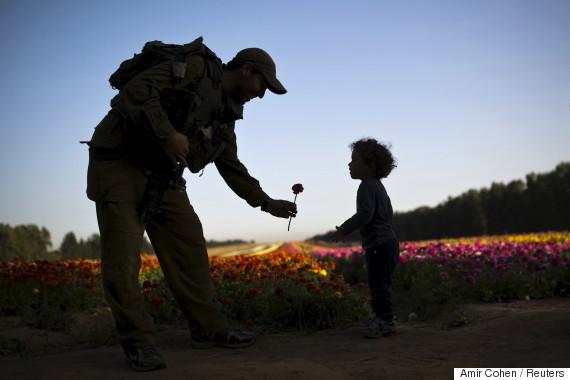 kibbutz soldiers