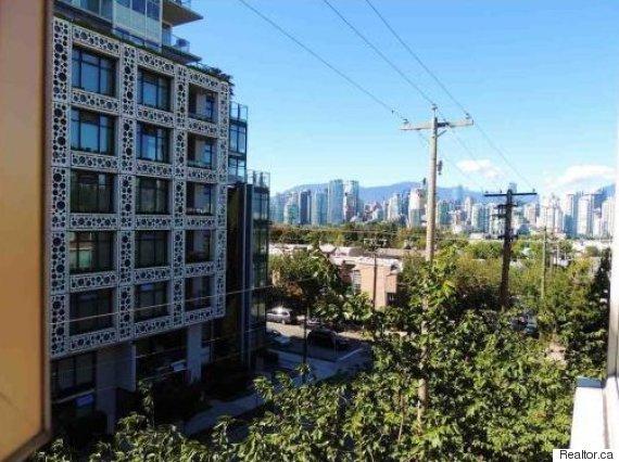 empty vancouver penthouse