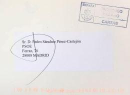 Revilla muestra su sorpresa por lo que ocurrió tras mandar esta carta