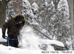 1/3 Of Heart Attacks Happen The Day After Snowfall, Study Finds