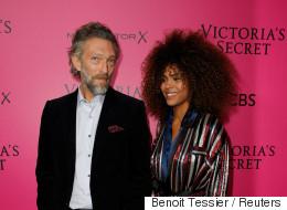 Bonne Saint-Valentin de Vincent Cassel et Tina Kunakey