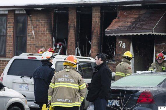 brampton house fire