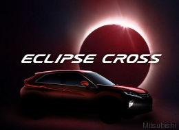 La prochaine Mitsubishi Eclipse sera un VUS