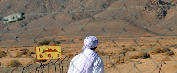 FRENCH NUCLEAR TESTS IN THE ALGERIAN DESERT