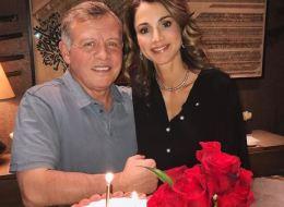 هكذا احتفلت الملكة رانيا بالفالنتاين.. كيف نشرت قصة حبها عبر إنستغرام؟
