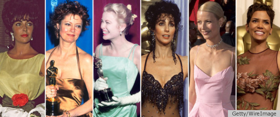 Oscars Best Actress Winners